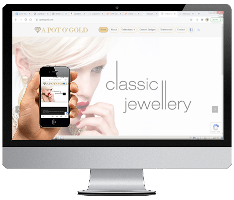 responsive cms web design & apps