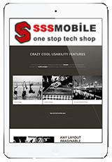 responsive mobile friendly cms web design