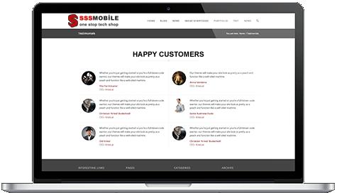 responsive cms web design
